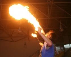 Feuerspuckshow/Fakir_5